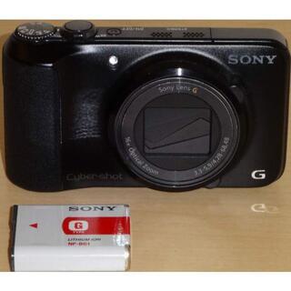 ソニー(SONY)の●SONY光学16倍ズームデジカメCyber-shot DSC-HX10V難有(コンパクトデジタルカメラ)