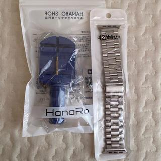 アップル(Apple)のApple Watch  ベルト HR-18SMW10(金属ベルト)