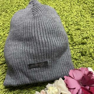 バーバリーブルーレーベル(BURBERRY BLUE LABEL)のburberryバーバリーブルーレーベル レディニット帽(ニット帽/ビーニー)