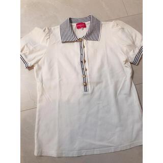アプワイザーリッシェ(Apuweiser-riche)のポロシャツ アプワイザーリッシェ(ポロシャツ)