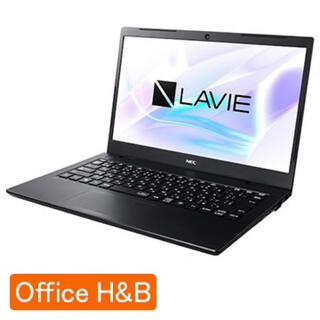 エヌイーシー(NEC)の新品 LAVIE Smart HM PC-SN164SADG-D(ノートPC)