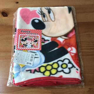 ディズニー(Disney)のディズニー ミッキーマウス、ミニーマウス ブランケット(毛布)