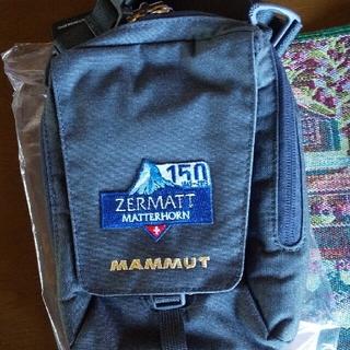 マムート(Mammut)のマムート、ツェルマットコラボポーチ(登山用品)