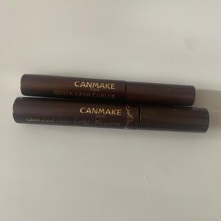 CANMAKE - キャンメイク マスカラ 2本セット