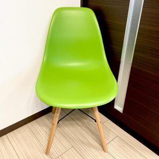 イームズ(EAMES)のイームズチェア チェア 椅子 イームズ スツール シェルチェア 木脚  木(スツール)