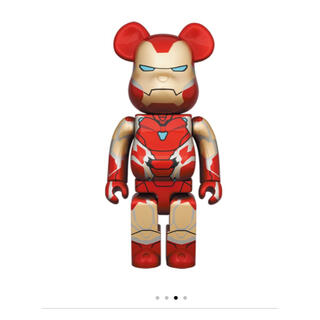 メディコムトイ(MEDICOM TOY)のBE@RBRICK IRON MAN MARK 85 400% (その他)