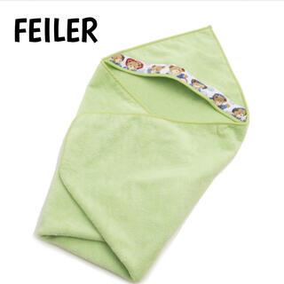 フェイラー(FEILER)の【新品】FEILER フェイラー☆ベビーバスタオル☆おくるみ(おくるみ/ブランケット)