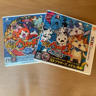 ニンテンドウ(任天堂)の妖怪ウォッチスシ 真打 3DS(携帯用ゲームソフト)