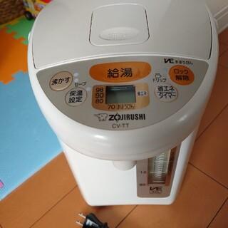 ゾウジルシ(象印)の象印 CV-TT CV-TT30 3.0L 電気ポット(電気ポット)