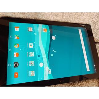 エルジーエレクトロニクス(LG Electronics)の[LGエレクトロニクス]Qua tab PZ au(タブレット)
