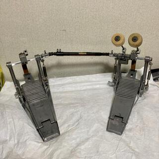 名器 YAMAHA FP-720 ツインペダル メンテ済 中古  DFP-755(ペダル)
