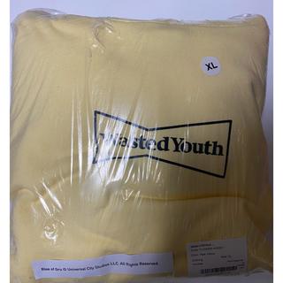 ミニオン(ミニオン)のwasted youth ミニオン パーカー XL(パーカー)