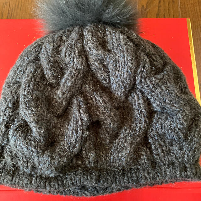 UNITED ARROWS(ユナイテッドアローズ)のニット帽 レディースの帽子(ニット帽/ビーニー)の商品写真