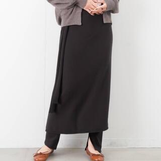 LUCA - 新品 luca lady luck luca 巻きスカート付きパンツ