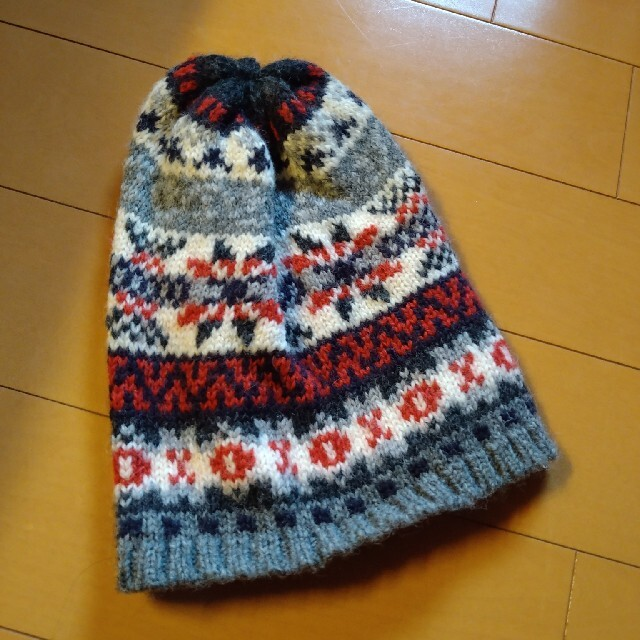 UNITED ARROWS(ユナイテッドアローズ)のHIGHLAND2000 ニット帽 レディースの帽子(ニット帽/ビーニー)の商品写真