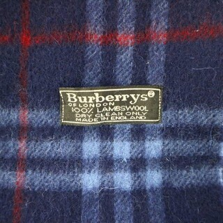 BURBERRY - バーバリーチェックマフラーです!!綺麗です!