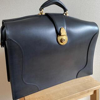 ツチヤカバンセイゾウジョ(土屋鞄製造所)の未使用 万双 ダレスバック ブラック(ビジネスバッグ)