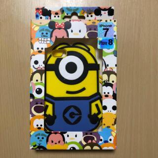ミニオン(ミニオン)のiPhone7.8ケース ミニオン(iPhoneケース)