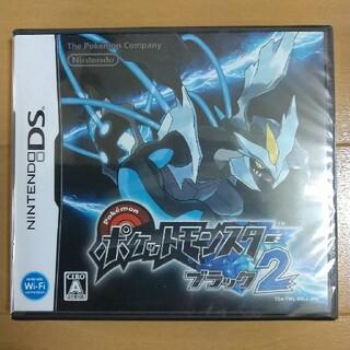 ポケモン(ポケモン)のポケットモンスターブラック2 DS(携帯用ゲームソフト)