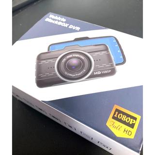 新品未使用☆Vehicle DVR フルHD ドライブレコーダー(セキュリティ)