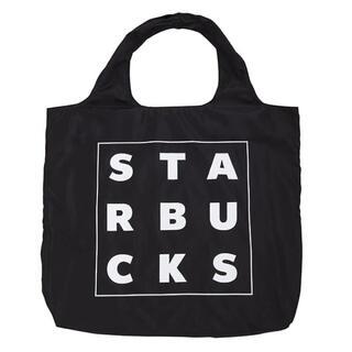 スターバックスコーヒー(Starbucks Coffee)の台湾 スターバックス ブラック エコバッグ(エコバッグ)