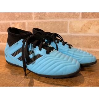 アディダス(adidas)のサッカー キッズ トレシュー 19.0cm(その他)