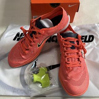 ナイキ(NIKE)の【25.5】Nike ZoomX Dragonfly(Bright Mango)(陸上競技)