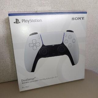 プレイステーション(PlayStation)の【新品未開封】PS5 ワイヤレスコントローラー dualsense(その他)