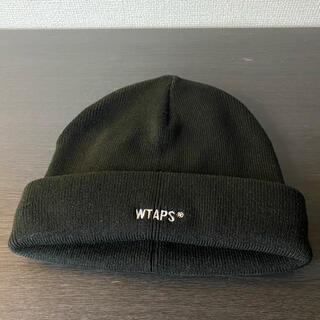 W)taps - 【完売注意】WTAPS/ダブルタップス ビーニー 帽子 黒