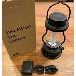 バルミューダ(BALMUDA)のBALMUDAランタン ほぼ未使用(ライト/ランタン)