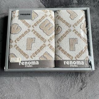 レノマ(RENOMA)の【 renoma 】タオルセット(タオル/バス用品)