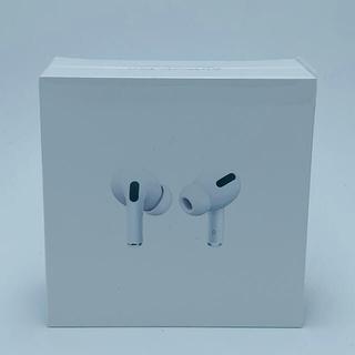 アップル(Apple)の【新品・未開封・国内正規品】AirPods Pro エアポッズ プロ(ヘッドフォン/イヤフォン)
