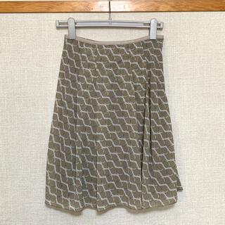 コムサイズム(COMME CA ISM)のCOMME CA ISM スカート(ひざ丈スカート)
