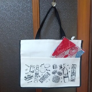 カルディ(KALDI)のカルディ福袋2021バッグ(日用品/生活雑貨)