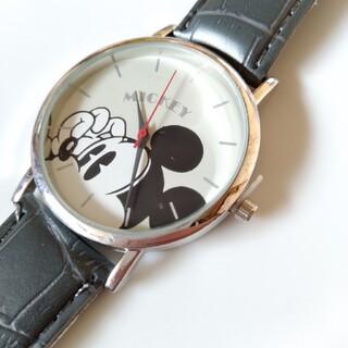 spring スプリング 付録 ミッキー 腕時計