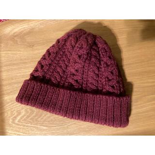 ユナイテッドアローズ(UNITED ARROWS)のニット帽 highland ユナイテッドアローズで購入(ニット帽/ビーニー)