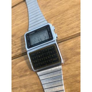 カシオ(CASIO)のCASIO DATABANK カシオ データバンク DBC-611-1 USED(腕時計(デジタル))