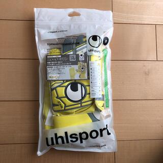 ウールシュポルト(uhlsport)の【超お得!】最終価格!uhlsportサッカー用ゴールキーパーグローブ(その他)