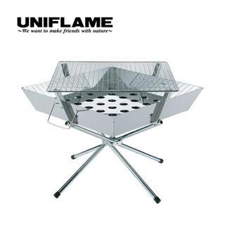 ユニフレーム(UNIFLAME)のユニフレーム ファイアグリル 焚き火台 UNIFLAME(ストーブ/コンロ)