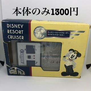 ディズニー(Disney)のジャンク品 ディズニー リゾートクルーザー ラジオコントロールカー(ホビーラジコン)