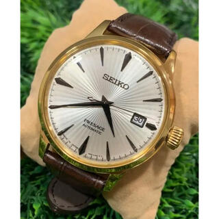 セイコー(SEIKO)のSEIKO セイコー PRESAGE プレザージュ 自動巻 美品(腕時計(アナログ))