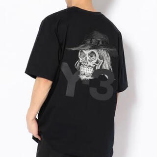 ワイスリー(Y-3)のじろー様専用 yー3 スカルデザインTシャツ(Tシャツ/カットソー(半袖/袖なし))