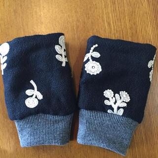 ミナペルホネン(mina perhonen)のハンドメイド ハンドウォーマー ミナペルホネン  (手袋)