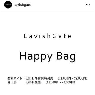 アメリヴィンテージ(Ameri VINTAGE)の限定販売! 完売 lavish gate (その他)