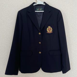 イーストボーイ(EASTBOY)の制服 ブレザー ジャケット イーストボーイ 紺色 11号(テーラードジャケット)