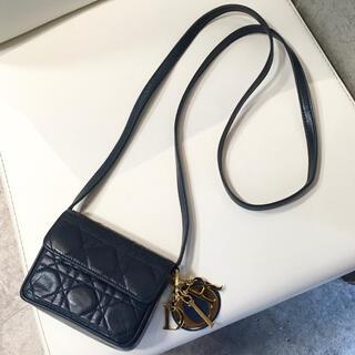 クリスチャンディオール(Christian Dior)の激レア クリスチャン ディオール レディディオール ミニショルダーバッグ(ショルダーバッグ)