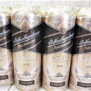 コストコ(コストコ)のコストコ リトアニア ノンアルコールビール 568ml x20本/〓YAR(ビール)
