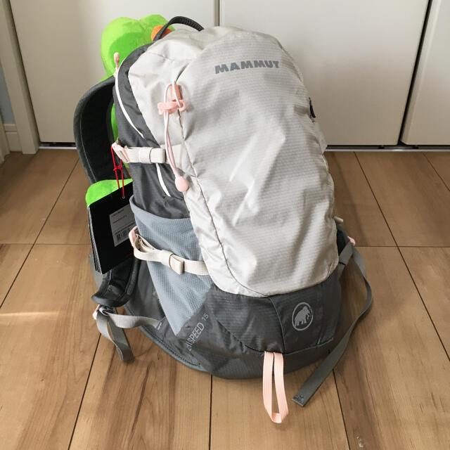 Mammut(マムート)の【新品】【正規品】MAMMUT  マムート バックパック 20L  グレー スポーツ/アウトドアのアウトドア(登山用品)の商品写真
