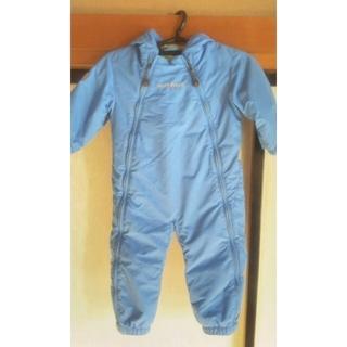 モンベル(mont bell)の子供用 mont bell ジャンプスーツ  身長80〜95センチ(ウエア)