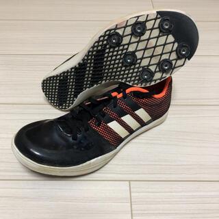アディダス(adidas)のアディゼロLJ 陸上競技 走幅跳 スパイク (陸上競技)